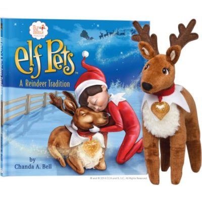 Walmart – The Elf on the Shelf: A Reindeer Tradition $9.98 (Reg $19.95) + Free Store Pickup