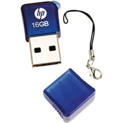 Walmart – HP P-fd16ghp165-ef 16GB Hpv165w USB Flash Drive, Blue Only $7.99 (Reg $14.97) + Free Store Pickup