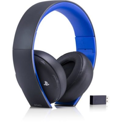 Walmart – Sony Gold Wireless Stereo Headset (PS4) Only $68.00 (Reg $72.53) + Free Shipping