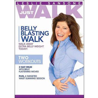 Walmart – Leslie Sansone: Belly Blasting Walk (Widescreen) Only $9.96 (Reg $14.98) + Free Store Pickup