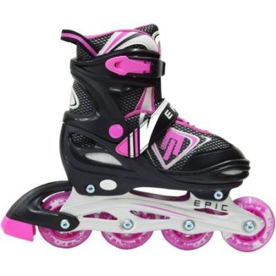 Walmart – Epic Skates Fury Kids Adjustable Inline Skates Only $59.48 (Reg $69.99) + Free Shipping