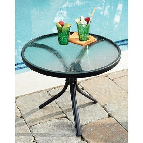 bdc7714724c44b Sears – Garden Oasis Harrison Side Table Only  49.99 (Reg  99.99) + Free  Shipping