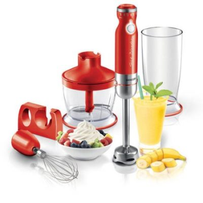 Walmart – Sencor Hand Blender, Solid Red SHB4364RD-NAA1 Only $59.99 (Reg $69.99) + Free 2-Day Shipping