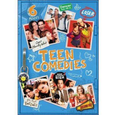 Walmart – Teen Comedies: 6 Movies (Widescreen) Only $6.66 (Reg $14.98) + Free Store Pickup