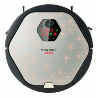 Walmart – Yujin eX500 Robotic Vacuum Cleaner with Camera Vision, YCR-M05-A1 Only $297.80 (Reg $349.00) + Free Shipping