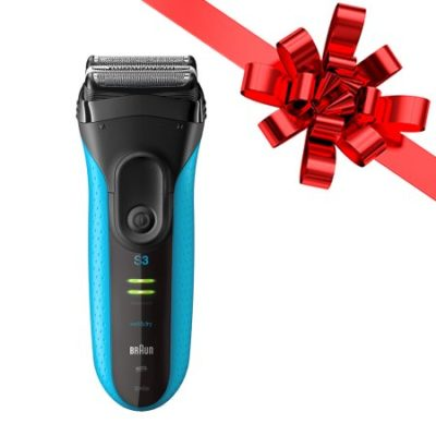 Walmart – Braun Series 3 3040s ($15 Mail-In Rebate Available) Wet & Dry Electric Shaver Only $54.09 (Reg $79.97) + Free 2-Day Shipping