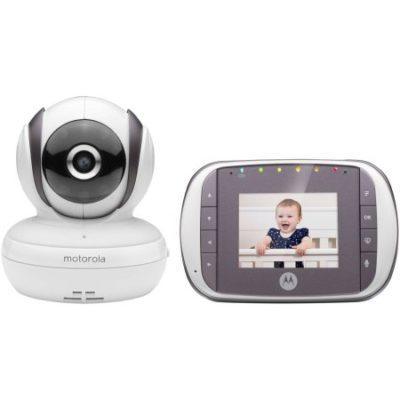 Walmart – Motorola MBP35S Digital Video Baby Monitor Only $118.99 (Reg $149.00) + Free 2-Day Shipping