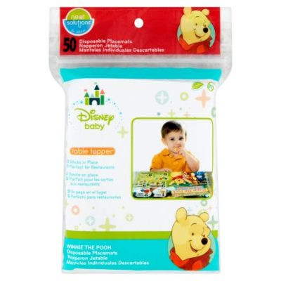 Walmart – Neat Solutions for Children Disney Baby Table Topper Disposable Placemats, 50 count Only $12.02 (Reg $15.51) + Free Store Pickup