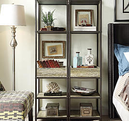 Sears – Oxford Creek Lark Glen Rustic Media Storage Tower Only $119.99 (Reg $159.99) + Free Shipping