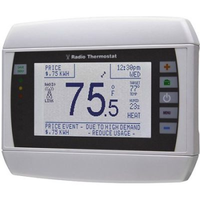 Walmart – Radio Thermostat CT80 Programmable Communicating Thermostat, No Module Included Only $77.29 (Reg $150.29) + Free 2-Day Shipping
