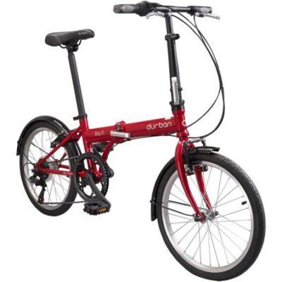 Walmart – 20″ Durban Bay 6 Folding Bike Only $145.71 (Reg $299.99) + Free Shipping