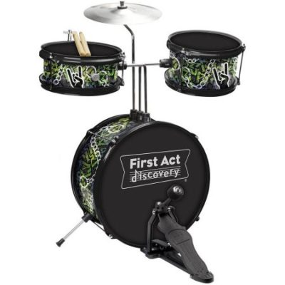 Walmart – First Act Discovery Rock N Roll Designer Drum Set FD3718 Only $77.31 (Reg $99.99) + Free 2-Day Shipping