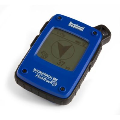 Walmart – Bushnell BackTrack FishTrack Blue/Black Digital Compass Only $53.30 (Reg $84.79) +Free 2-Day Shipping