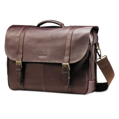 Walmart – Samsonite Leather Flapover Case, 16 x 6 x 13, Brown Only $117.65 (Reg $154.09) + Free 2-Day Shipping