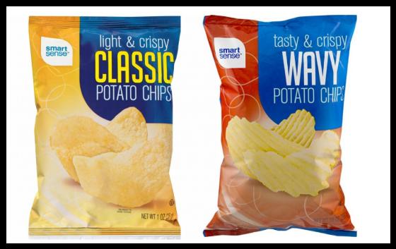 Kmart – FREE 10oz Bag of Smart Sense Potato Chips! ($2 Value)