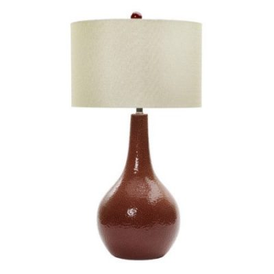 Walmart – Fangio Lighting's #8885 31″ Salt Glaze and Marsala Crackle Ceramic Table Lamp with Pebble Design Only $130.26 (Reg $168.73) + Free 2-Day Shipping