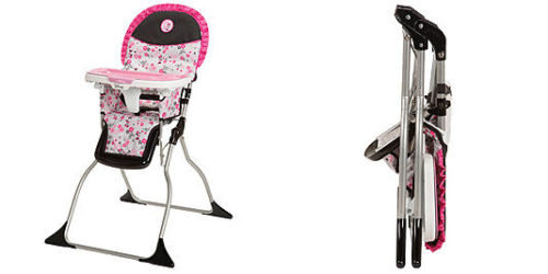 Kmart – Disney Minnie Garden Delight Simple Fold Plus High Chair Only $59.99 (Reg $74.99) + Free Shipping
