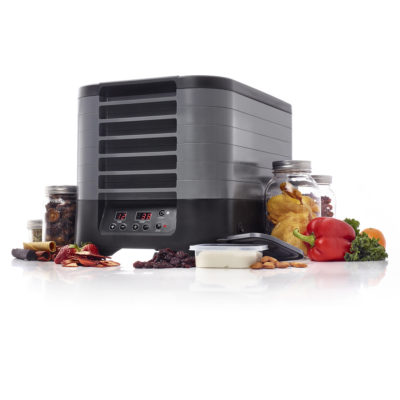 Kmart – Excalibur 6-Tray Stackable Dehydrator With Digital Control Only $122.35 (Reg $129.99) + Free Shipping