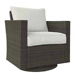 Sears – Grand Resort Monterey Swivel Glider – Grey Only $299.99 (Reg $599.99) + Free Delivery