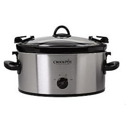 Sears – Crock-Pot. Cook N Carry 6 Qt. Slow Cooker Only $29.53 (Reg $39.99) + Free Store Pickup