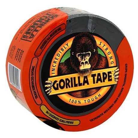 """Sears – Gorilla Tape 1"""" Gorilla Tape To-Go, 1.88 in. x 12 yds. Only $3.99 (Reg $7.99) + Free Store Pickup"""