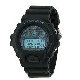 Sears – Casio Mens G-Shock Calendar Date/Date Watch w/Black Case, Dial & Black Resin Band Only $91.00 (Reg $130.00) + Free Store Pickup