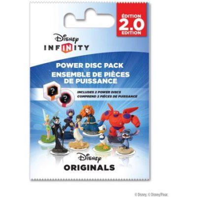 Walmart – Disney Infinity: Disney Originals (2.0 Edition) Power Disc Pack (Universal) Only $1.96 (Reg $3.99) + Free Store Pickup