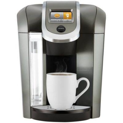 Walmart – Keurig K525 Coffee Maker, Platinum Only $149.99 (Reg $169.99) + Free 2-Day Shipping