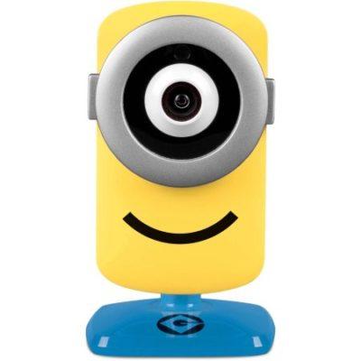 "Walmart – Minion Stuart Cam HD Wifi Camera ""Walmart Exclusive"" Only $39.00 (Reg $49.00) + Free 2-Day Shipping"