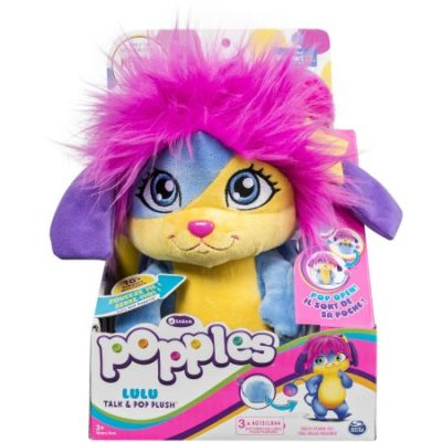 Walmart – Popples Talk and Pop 11″ Plush, Lulu Only $6.99 (Reg $21.00) + Free Store Pickup