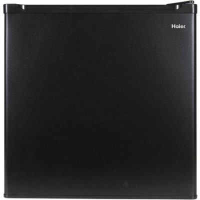 Walmart – Haier 1.7-cu. ft. Compact Refrigerator, Black, HC17SF10RB Only $59.00 (Reg $79.84) + Free Shipping