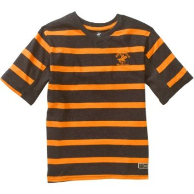 Walmart – Beverly Hills Polo Club Boys' Yarn-Dye V-Neck Short Sleeve Tee Only $4.50 (Reg $7.88) + Free Store Pickup