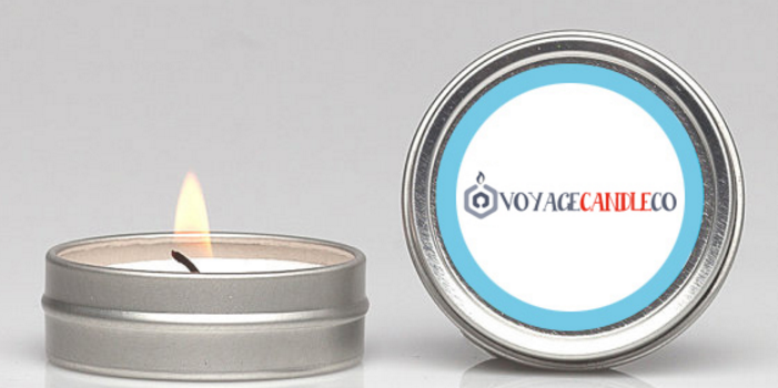 Free Voyage Premium Scented Candle