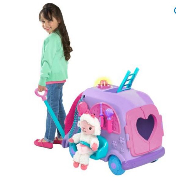 Walmart – Disney Junior Doc McStuffins Get Better Talking Mobile Only $14.87 (Reg $49.99)