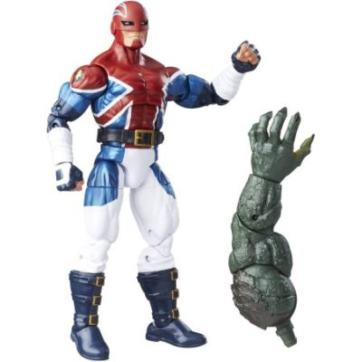 Walmart – Marvel 6″ Legends Series Energized Emissaries: Captain Britain Only $4.97 (Reg $9.77) + Free Store Pickup