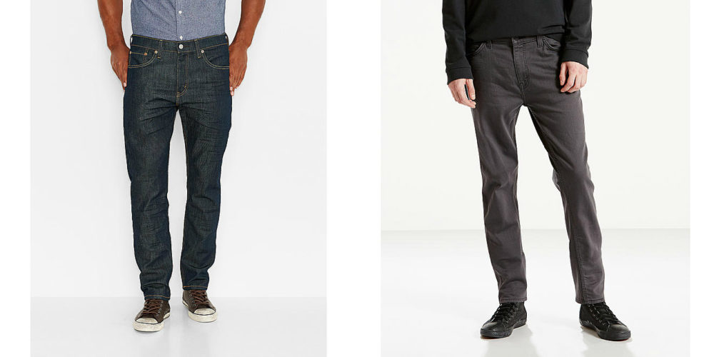 Sears – Levi's Men's 508 Regular Taper Jeans Only $9.99 (Re $69.50) + Free Store Pickup