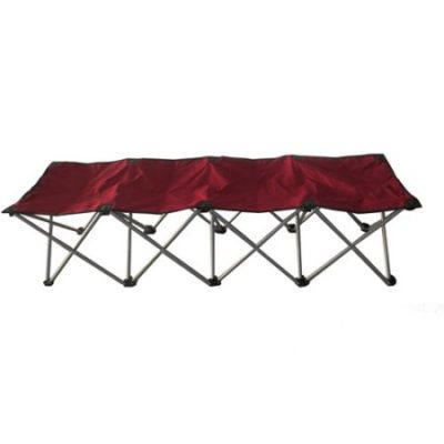 Walmart – Ozark Trail 4-Person Foldable Camping Bench Only $12.97 (Reg $32.00) + Free Store Pickup