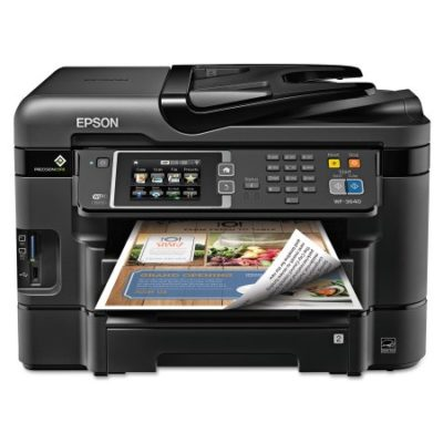 Walmart – Epson WorkForce 3640 Wireless All-in-One Inkjet Printer, Copy/Fax/Print/Scan Only $99.99 (Reg $199.99) + Free Shipping