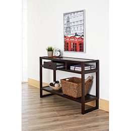 Sears – Furniture of America Octilla Espresso Storage Sofa Table Only $136.18 (Reg $209.99) + Free Shipping