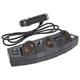 Kmart – Bell Automotive 3 Outlet Power Strip Black Only $2.10 (Reg $11.99) + Free Store Pickup