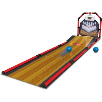 Walmart – Majik Roll-A-Strike Electronic Bowling Only $12.00 (Reg $26.00) + Free Store Pickup