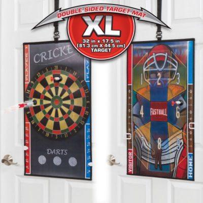 Walmart – Majik 2-in-1 Dartboard and Baseball Only $4.82 (Reg $9.82) + Free Store Pickup