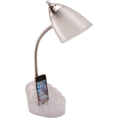 Walmart – Adesso iLamp Desk Organizer Only $12.28 (Reg $15.22) + Free Store Pickup