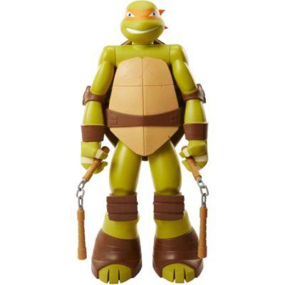 Walmart – Jakks Big-Figs Colossal Teenage Mutant Ninja Turtles 48.5″ Mikey Figure Only $39.97 (Reg $99.99) + Free Shipping