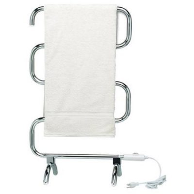 Walmart – Jerdon Warmrails 37.5″ Mid-Size Wall-Mounted or Floor-Standing Towel Warmer, Chrome Only $63.81 (Reg $80.50) + Free Shipping