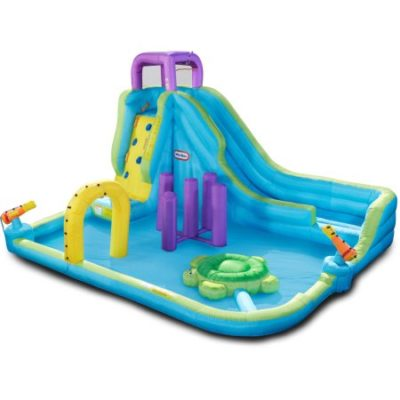 Walmart – Little Tikes Obstacle Course Waterslide Only $299.00 (Reg $523.57) + Free Shipping