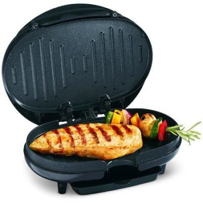 Walmart – Proctor Silex 32″ Compact Grill | Model# 25218 Only $10.88 (Reg $19.95) + Free Store Pickup
