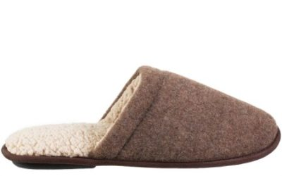 Walmart – Essentials by Isotoner Men's Microterry Slip On Slipper Only $3.88 (Reg $9.30) + Free Store Pickup