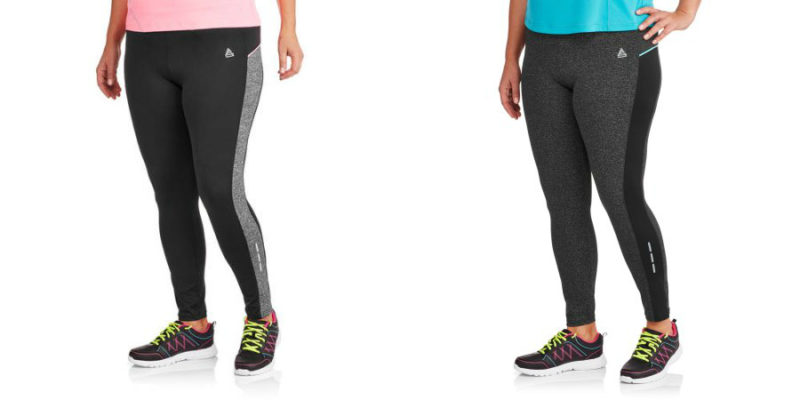 Walmart – Women's Plus-Size 2 Tone Legging With Contrast Piping Only $6.50 (Reg $33.00) + Free Store Pickup