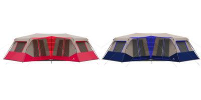 Walmart – Ozark Trail 25′ x 12'6″ Instant Double Villa Cabin Tent, Sleeps 10 Only $149.97 (Reg $249.97) + Free Shipping